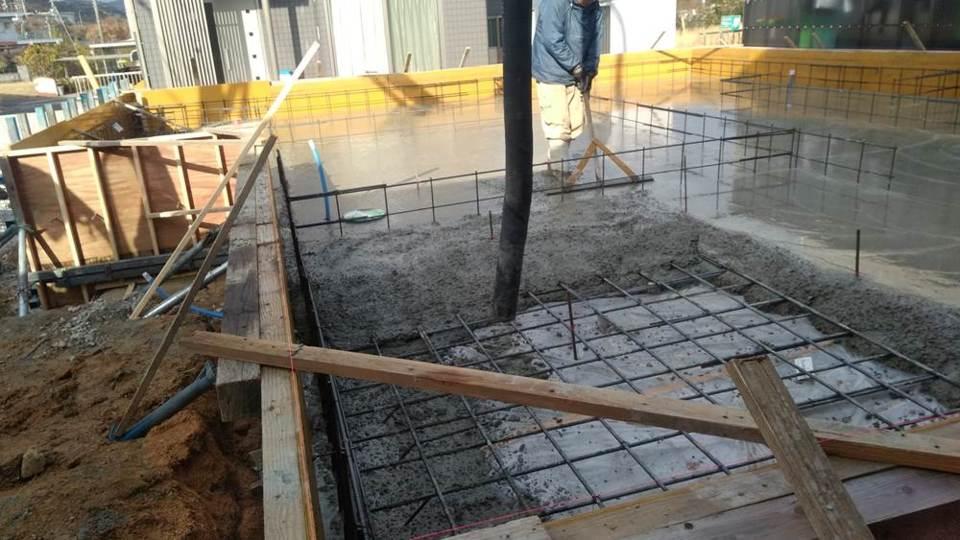 深基礎工事